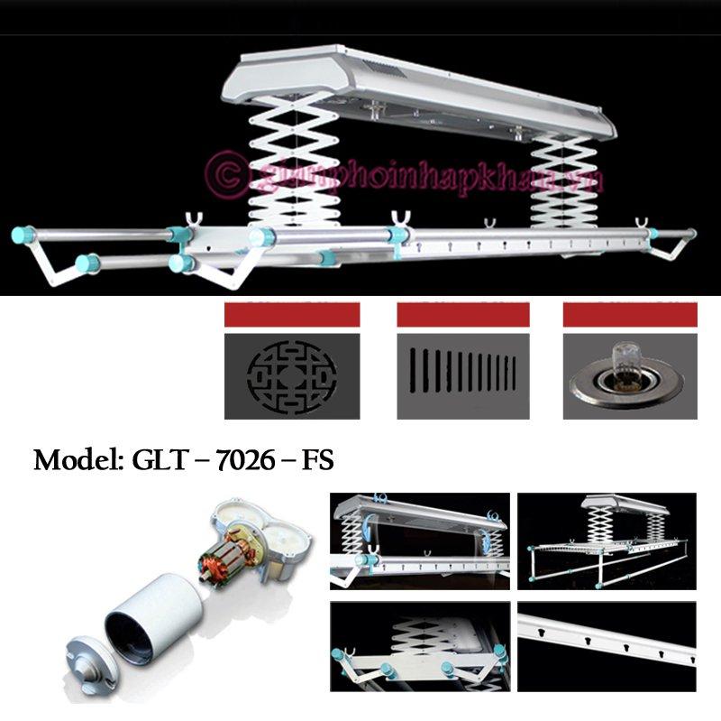 Model GLT – 7026 – FS